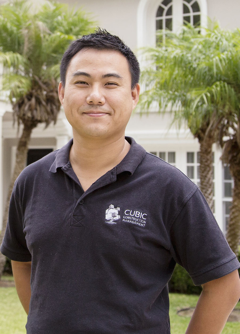 GORDON XUE, Project Manager | Cubic Construction Management