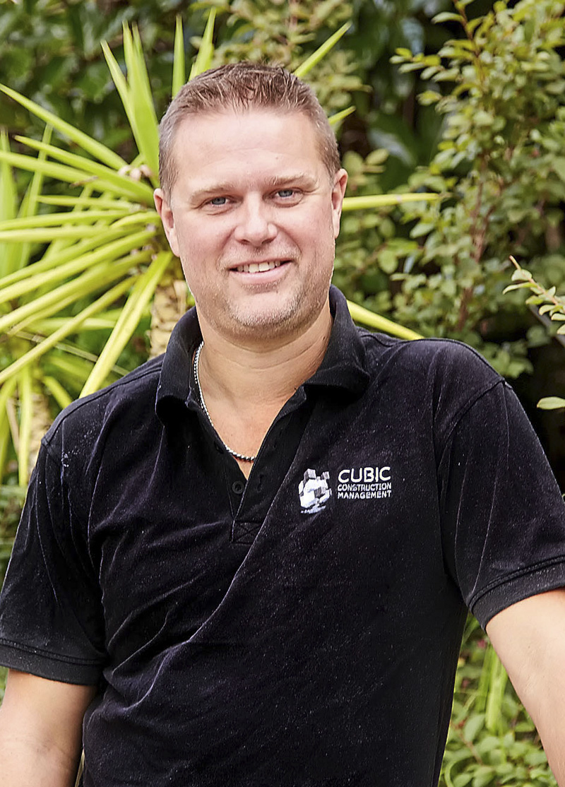 STEWART WINCHESTER, Site Manager / Carpenter | Cubic Construction Management
